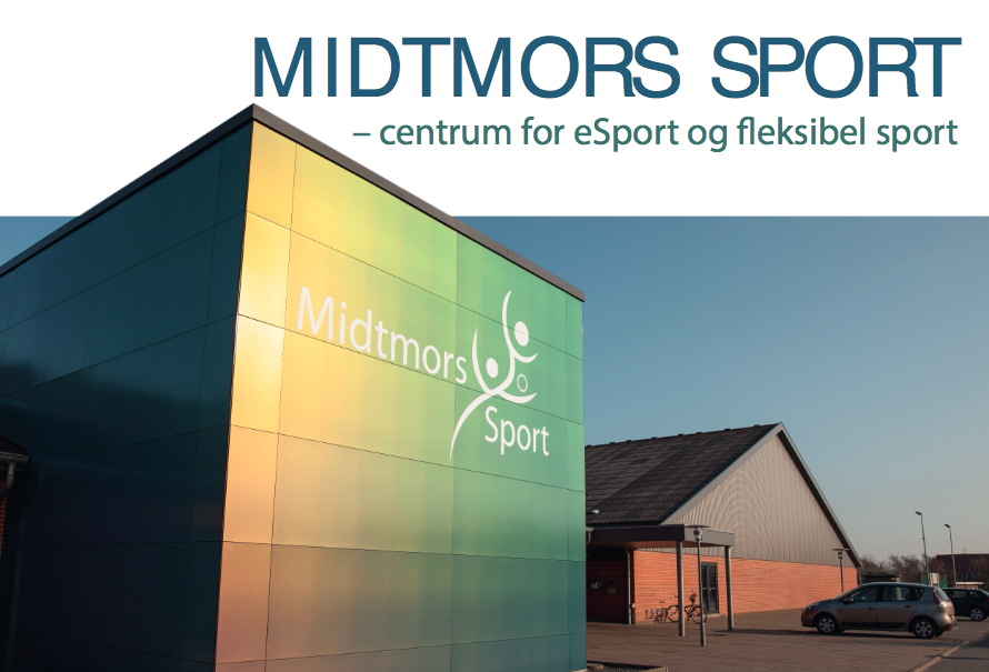 Prospekt for Midtmors Sport