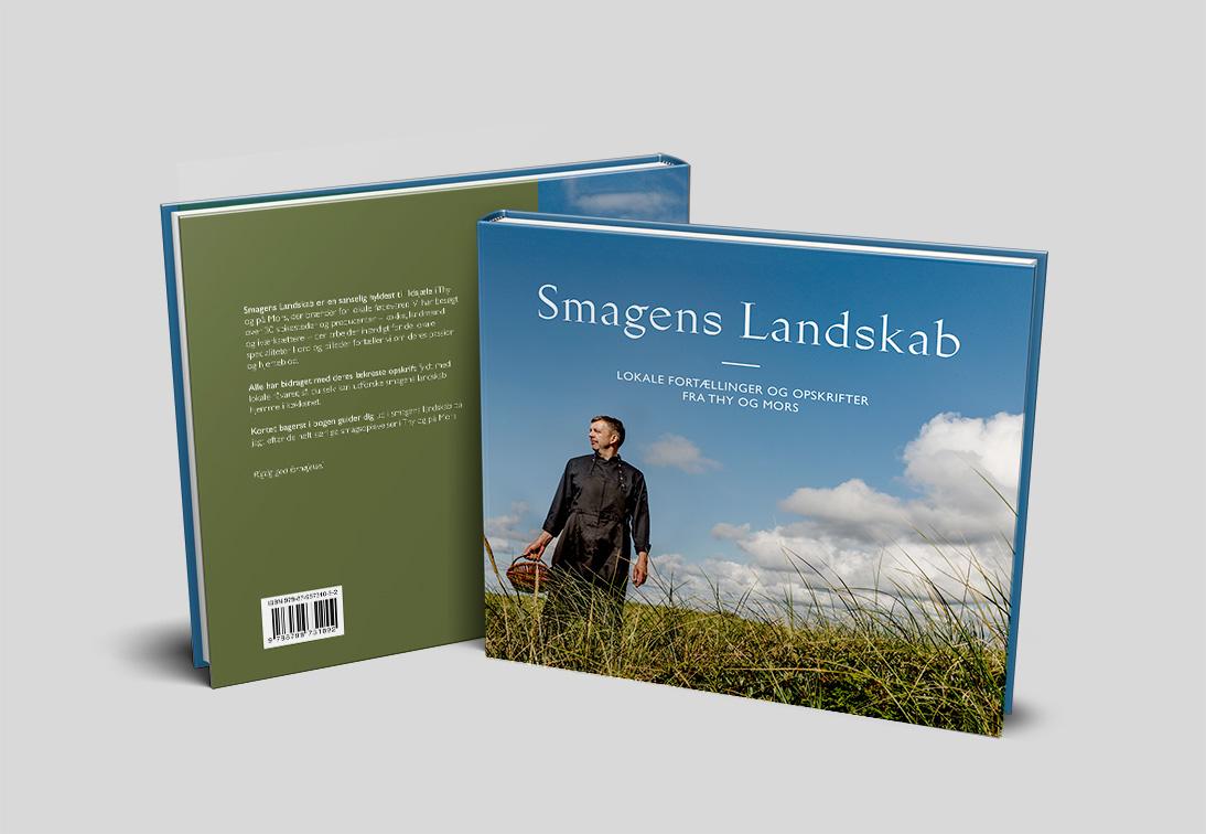 Smagens Landskab (egen bogudgivelse)